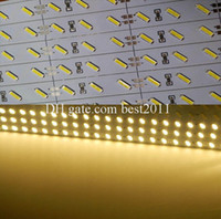 SMD 7020 led jewelry display lighting - Super Bright Hard Rigid Bar light DC12V cm led SMD Aluminum Alloy Led Strip light For Cabinet Jewelry Display