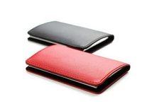 Wholesale fashion business card case credit card holder metal card holder