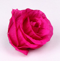 achat en gros de tissu rose têtes-Le 9.5cm de soie artificielle NOUVEAUTÉS Simulation Camelia Fleur Heads Tissu Pivoine Fleur Rose pour Noël mariage Décorations florales