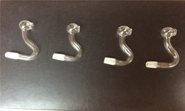 Wholesale handmade glass water smoking pipe high grate organic glass free shiping
