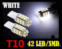 replacement led lights - 2pcs Led Bulbs SMD T10 V LED Replacement Light Bulbs STICKER White Durable LED SMD Bulbs Ultra Bright Easy Use Long Life