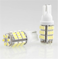 automotive led bulbs - T10 LED Car Front Light T10 SMD LED Wedge Light W5W LED Bulbs Automotive LED Lights Running Lights Show Wide License Light
