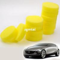 Wholesale Useful Car Auto Vehicle Polish Buffing Wash Wax Clean Tool Sponge Pad Eraser G703