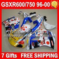 7gifts For SUZUKI 96 97 98 99 00 GSX R600 R750 SRAD Pepephon...