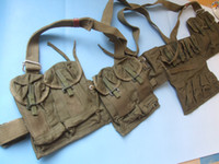ammo bags - OP Mouse over image to zoom M CHINESE ARMY INDIVIDUAL SOLDIER CHEST RIG AMMO BAG