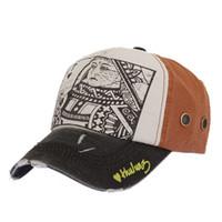 Wholesale June poker QUEEN men women new summer hat sun hat baseball cap hip hop Korean men