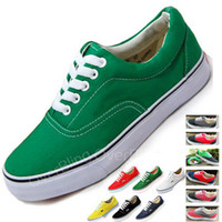 Cheap Wholesale-OP-Canvas Shoes for Womens Unisex Couples Young Ladies Sneakers Nice 2013 Comforable