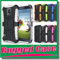 apple ss - For iPhone Note Case Armor Case Robot kickstand Heavy Duty Impact Rubber Rugged case For iPhone SS SAMSUNG GALAXY S5 S4 HTC M8