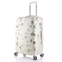 Wholesale BODINAGU YOUTH SERIES Trolley case of universal wheel suitcase boarding bag business bag case size inches on sale