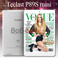 Wholesale 7 quot Tablet PC Teclast P89S Mini Dual Core GHz Laptop G G IPS Screen Gb RAM Gb ROM Android Support Bluetooth4 Wifi