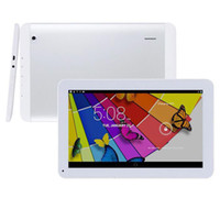 Wholesale Inch MTK8382 G Tablet PC Phone Call Android GB RAM GB Quad Core Ghz GPS Bluetooth Dual Sim Card Phablet three colors