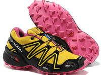 Wholesale HOT New Arrival Colors Salomon Running shoes Women Sport Running Shoes Women Sneaker