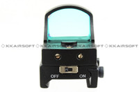 acog reflex - OP MOA mini red dot reflex sight with ON OFF switch for ACOG