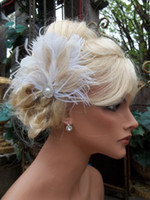 sinamay hat - Feather Sinamay Hat For Wedding Party And Kentucky Derby Bridal Wedding Accessories Tiaras Hair Accessories