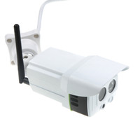 Wholesale Waterproof MP HD Wifi Onvif P2P quot CMOS Array IR Digital Video Network IP Camera TF IR cut Night Vision Motion Detection S243US