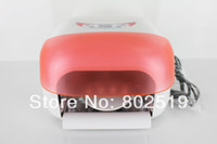 Wholesale OP Rebune Free Shiping Professional Nail Tools Gel Curing UV Nail Lamp Nail Dryer Manicure UV Lamp w