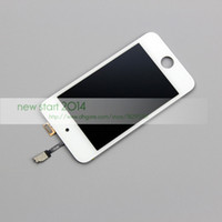 Wholesale Tested Well High Quality Replacement LCD Touch Screen Glass Assembly Adhesive For iPod Touch