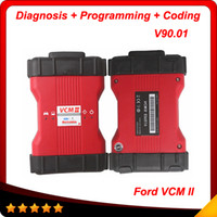 Wholesale 2014 New Arrival Best Quality Multi Language Professional Ford VCM II IDS V90 Diagnostic Tool VCM Scanner Super scaner In stock