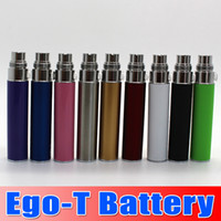 ego ego battery 1100mah EGO-T Battery for E Cig Ego-T Ego-W Ego-C 510 Thread CE4 CE5 ego t battery for e cigarette 650mah 900mah 1100mah 1300mah waitingyou