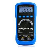 Wholesale BSIDE ADM02 Pocket Multifunction Digital Multimeter DMM Temperature DC AC Voltage Current Meter Tester