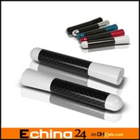 Wholesale Carbon Fiber Black Antenna inch cm Silver Black Red