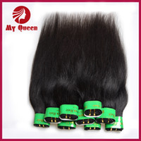 Wholesale Lowest Cheapest Last Price Mixed Bundles Straight Indian Human Hair Extensions Human Hair Weave Color B