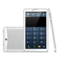 Phablet téléphone appelant Tablet PC MTK6572 Dual Core Android 4.2 Capacitive Touch WCDMA GSM Bluetooth caméra double Sim Carte Drop ship de 7 pouces 3G