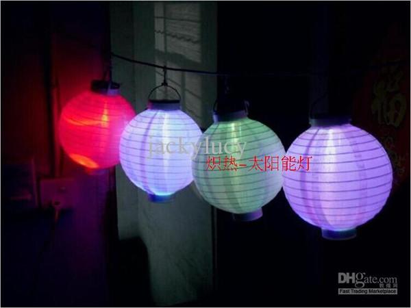 Nuovo 10 Pollici Solare Lampada IP65 Impermeabile LED Cinese ...