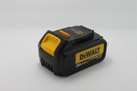 Wholesale 2014 best price original DEWALT DCB200 V A li ion battery for cordless tools