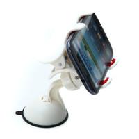 al por mayor gps mp3 mp4-De los Estados Unidos! Parabrisas universal para coche soporte de montaje en soporte con una cabeza giratoria de 360 para el iPhone Samsung teléfonos con GPS PSP iPod MP3 MP4