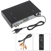 Cheap Full HD 1080P DVB-T2 TV Set-top Box Digital Terrestrial Receiver with USB &HDMI Interface Support MPEG4 H.264