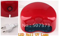 Wholesale OP LED Nail Gel Cure Lamp UV Dryer christmas new year for FOR HOME OFFICE CLASSROOM LOBY PUBLIC PLACE WORKS SHOP