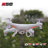 Wholesale Quadrocopter FPV Syma X5C remote control helicopter with cameras hd sd card