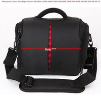 Cheap Waterproof Camera Case Bag for Canon DSLR EOS 1100D 1000D 700D 650D 600D 550D 500D 450D 40D 50D 60D 70D 5D 7D etc