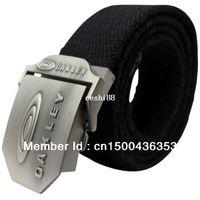 Wholesale Men s Western Sports canvas Belt Outdoor Fashion Tactical Webbing Belt