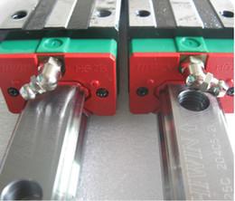 Wholesale 2pcs HIWIN Linear Guide HGR15 L1500mm rail HGH15CA blocks for cnc