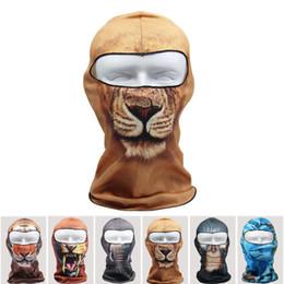 Wholesale 2014 New Outdoor Print Face Mask Cycling Bike Hiking Ski Navy Seal Masks Motorcycle Windproof Party Masks Breathable Skull Hood Caps Masks