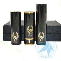 Wholesale original black heimdal Mod Stingray full mechanical Mod kit Chi You Mod Philippines mod nemesis mod e cigarette battery