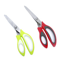Wholesale New Tailor Upholstery Fabric Meterial Paper Craft Sewing Dressmaking Pinking Scissor Shear