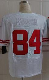 Wholesale NEW top qualitym Cheap ers american football jerseys Loyd white men s Elite jerseys