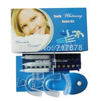 Cheap New Dental Whitening 44% Bleaching Oral Gel Kit Set Tooth Whitener PBT Safe Free shipping