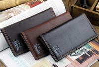 Wholesale Brand new Most value Quality assurance Cowhide wallet Men s soft dough leather wallet CROCODILE man purse wallet for men