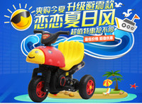 Wholesale 2014 hot children electric car Ride On Toys Children Kart Dual drive battery c Remote Control outdoor fun and sports toy cars10