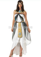 Cheap mascot Sexy india queen costumes, women Greek Goddess costumes for halloween party MDL205