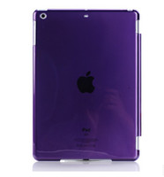 Protective Shell/Skin abs hard shell - PC Ultra Thin transparent Hard Back Case Cover for iPad Air iPad ipad mini