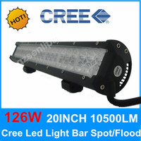 led light bar - led light bar W inch cree led work light bar Spot Combo beam for truck jeep Car led light bar high power offroad