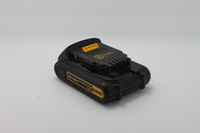 dewalt - Used Dewalt DCB201 V W power tool lithium rechargeable battery