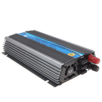 Wholesale 1000 Watt W Micro Grid Tie Inverter Accept Home Car DC V AC V Solar Power Pure Sine Wave KW H11264EU