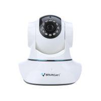 Wholesale Vstarcam T6835WIP PnP P2P IP Network Camera Wi Fi Pan Tilt IR Cut Two Way Audio Micro SD Card Slot Plug Play CCTV Security US EU Plug S202