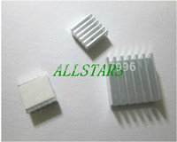 Wholesale Brand New Raspberry pie Raspberry PI is special pure aluminum heat sink set with cooling paste F
